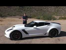 Is the Chevy Corvette Z06 Finally a Supercar? - YouTube