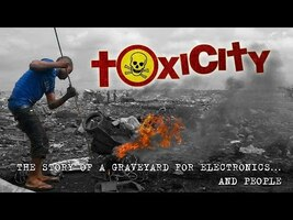 ToxiCity: life at Agbobloshie, the world's largest e-waste dump in Ghana - YouTube