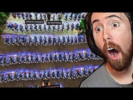 WoW's Most Insane RP Guild Pays Asmongold A Visit - YouTube