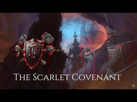 The Scarlet Covenant (ft. @Asmongold & @AnnieFuchsia) - YouTube