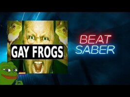 Gay Frogs - Alex Jones Remix (FC - BeatSaber) - YouTube
