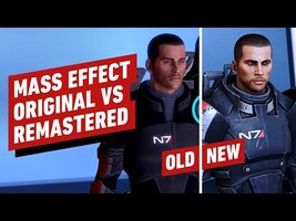 Mass Effect Legendary Edition Changes - Original vs. Remastered Performance Preview - YouTube